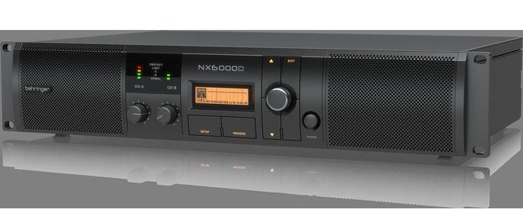 Ultra-Lightweight 6000-Watt Power Amplifier